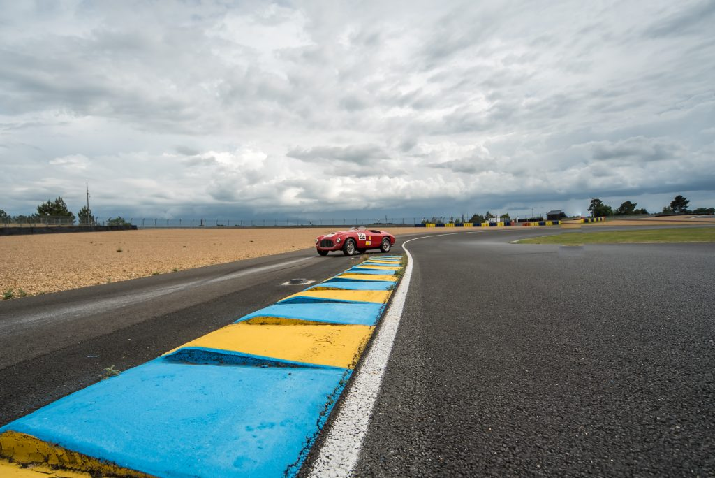 ferrari circuit Bugatti